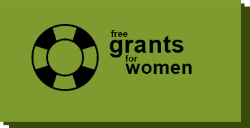 Free Grants For Women Logo